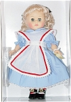 Click here to enlarge image and see more about item VOG2052: Vogue 2003 Alice in Wonderland Ginny Doll