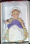 Click here to enlarge image and see more about item VOG2054: Vogue 2003 Little Miss Muffet Ginny Doll