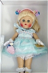 Click here to enlarge image and see more about item VOG2156: Vogue 2004 Easter Sunday Ginny Doll