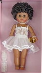 Click here to enlarge image and see more about item VOG2165E: Vogue 2004 Dress Me Hispanic Curls Ginny Doll