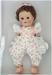 Click here to enlarge image and see more about item VOG2196: Vogue Just Peachy Crib Crowd Ginny Vintage Repro Doll 04
