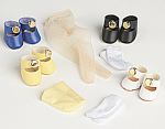 2008 Vogue Vintage Repro Ginny Everyday Set of Doll Footwear