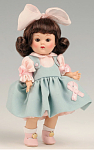 Vogue Doll Club Brunette Breast Cancer Ginny Doll Kit 2007