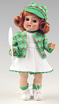 Click here to enlarge image and see more about item VOG2463: Vogue Fun Time Tennis Vintage Reproduction Ginny Doll 2007
