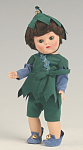 Click here to enlarge image and see more about item VOG2572: Vogue Elf Vintage Reproduction Ginny Boy Doll 2008