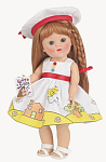 Click here to enlarge image and see more about item VOG2573: Vogue Coloring Books Vintage Reproduction Ginny Doll 2008