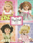 Click here to enlarge image and see more about item VOG2800: Vogue 2011 Ginny Doll and Accessories Catalog