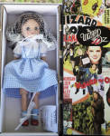 Click to view larger image of Tonner 8 Inch Dorothy Gale of Oz Doll, 2010 (Image2)