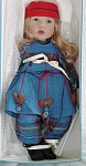 Click to view larger image of Zwergnase 2004 Leenjie Artist Doll (Image1)