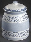 Corelle Oceanview Cookie Jar