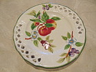 Nantucket Home Pierced Edge Salad Plate(s) with Fruit