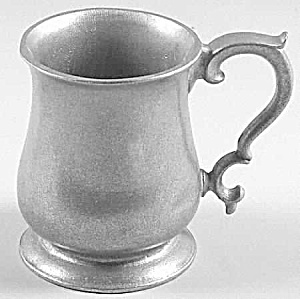 Wilton Pewter Queen Anne Armedale Mugs