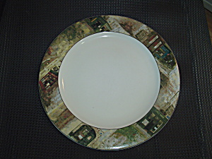 Oneida Restaurant Row Dinner Plates