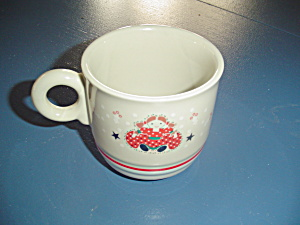 Noritake Epoch Holiday Joy Mugs