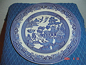 Churchill Willow Dinner Plate