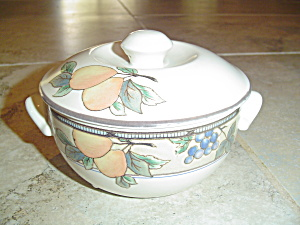 Mikasa Garden Harvest Individual Covered Casserole