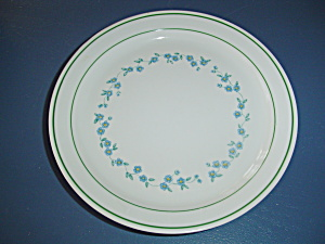 Corelle Forget Me Not Dinner Plates (This Is The Older Pattern)