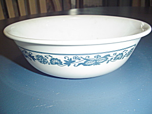 Corelle Old Towne Blue Cereal Bowl
