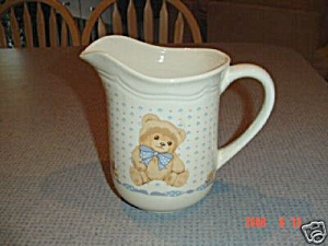 Tienshan Country Bear Serving Pitcher