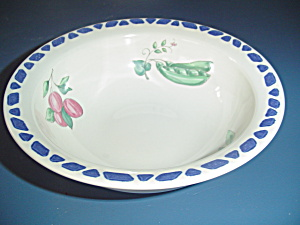 Pfaltzgraff Summer Garden 8 In. Serving Bowl