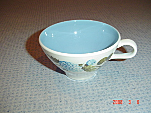 Irouois Blue Vineyard Cup