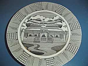 222 Fifth Slice Of Life Doggie Diner Dinner Plate