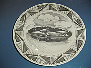 222 Fifth Slice Of Life 1959 Cadillac Dinner Plate