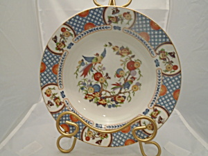 China Garden Imari Rimmed Soup Bowl(S)