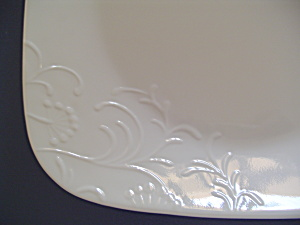 Corelle Cherish Square Lunch/salad Plates