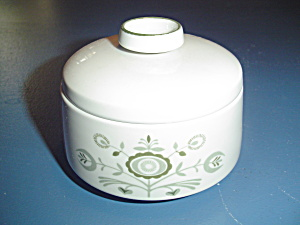 Franciscan Heritage Covered Sugar Bowl