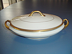 Hutschenreuther Hut149 Covered Serving Bowl
