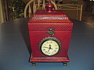 Home Interiors Trenton Box Clock