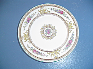 Wedgwood Columbia Bread and Butter Plates (Image1)