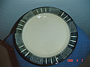 Mikasa Potter's Craft Firesong Dinner Plates (Image1)