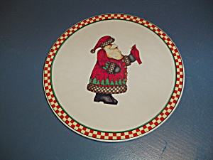 Sakura Debbie Mumm Magic Of Santa Trivet