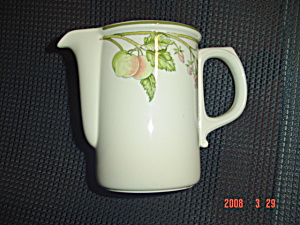Wedgwood Wild Apple Juice Pitcher
