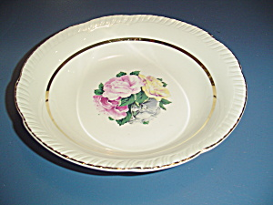 American Limoges Janis Cereal Bowls