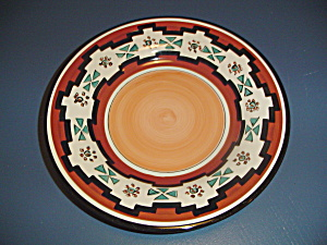 Tabletops Gallery Southwest Dinner Plates