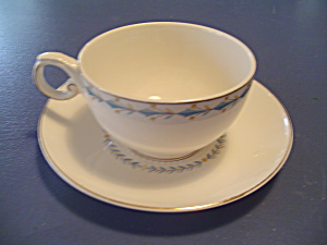 Sears Harmony House Mount Vernon Cups/saucers Vintage