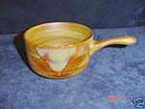 Sango Splash Brown Onion Soup Bowls New in Box (Image1)