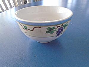 Pfaltzgraff Merlot Dessert Bowls (Image1)