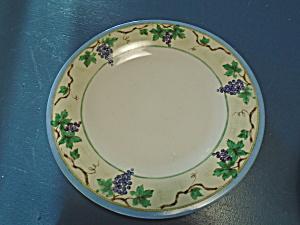 Pfaltzgraff Merlot Dinner Plates & Pfaltzgraff - Antique China Antique Dinnerware Vintage China ...