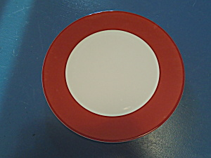 Pagnossin Spa Rust Dinner Plates