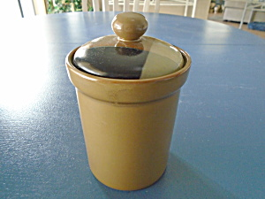 Sango Gold Dust Black Coffee Canister