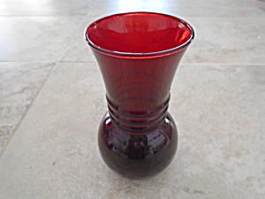 Anchor Royal Ruby Small Vase  (Image1)