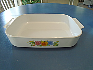 Corning Summer Blush Lasagna Pan