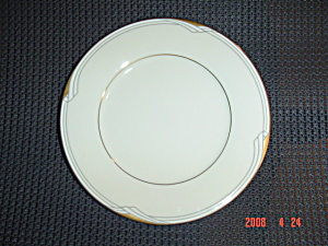 Noritake Fine China Golden Cove Bread And Butter Plates