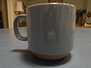 Wedgwood Midwinter Bluetone Tall Mug