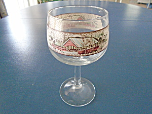 Johnson Bros. Friendly Village Goblets