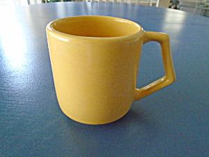 La Solana Pottery Yellow MUG (Image1)